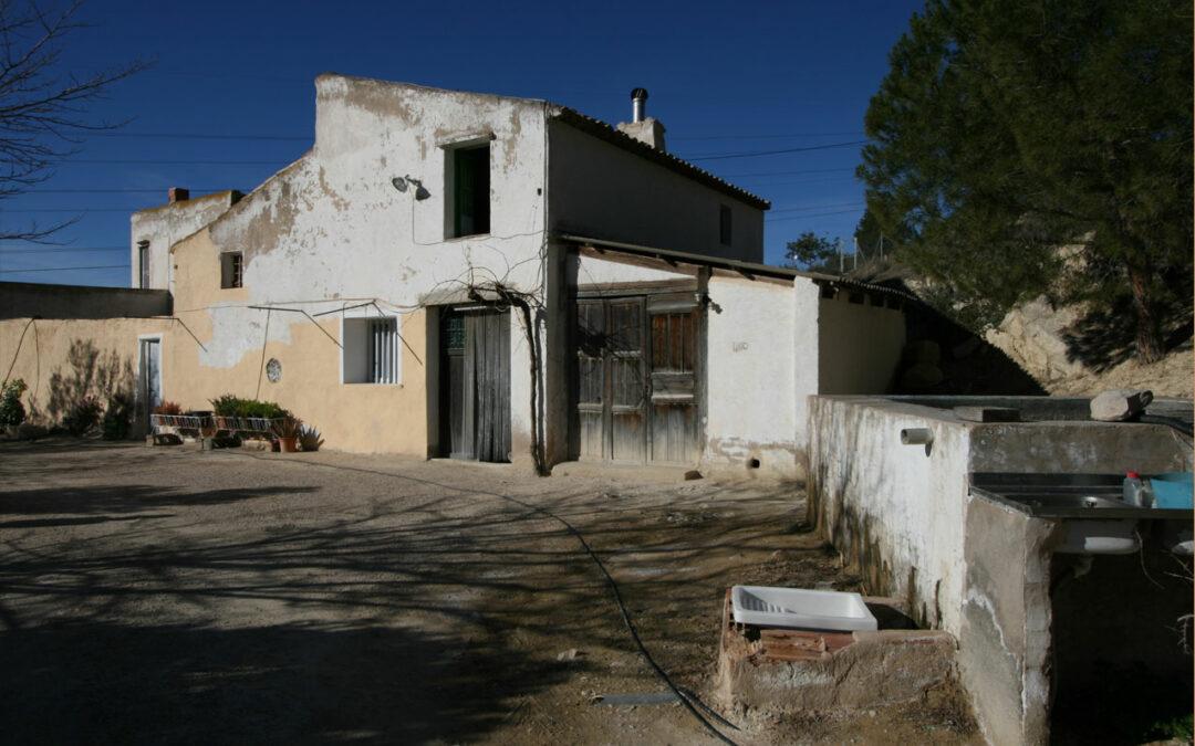 Las primeras semillas de INLAND: «els masos » de  Jijona, Les Coves y La Ermita de Metge de Carretero