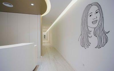 Diseño interior con alma Inland Clínica dental Somriure