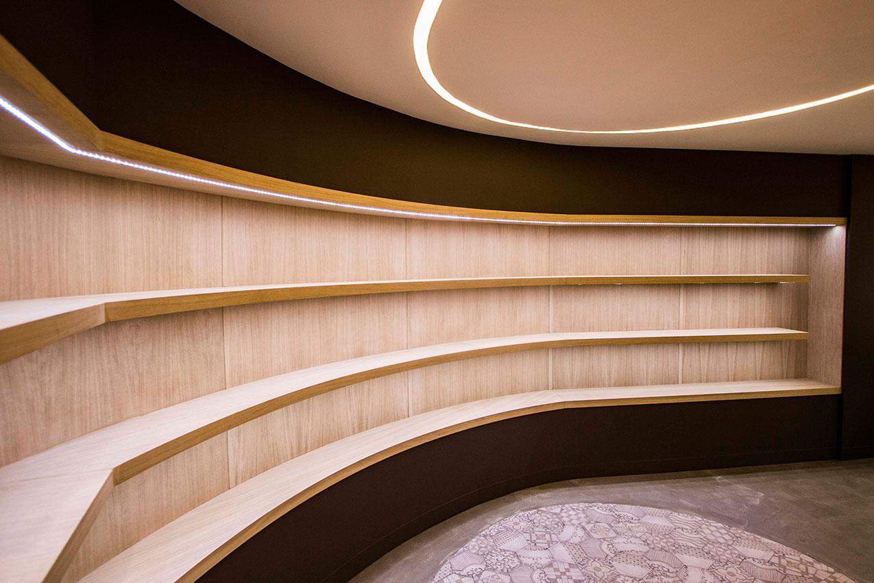 Diseño interior con alma Inland_Tienda Coloma García Artesanos