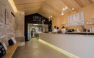 Inland en tu negocio: Heladería LANEU en Alicante
