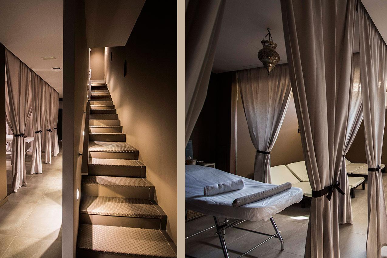 Diseño interior con alma Inland_Hammam